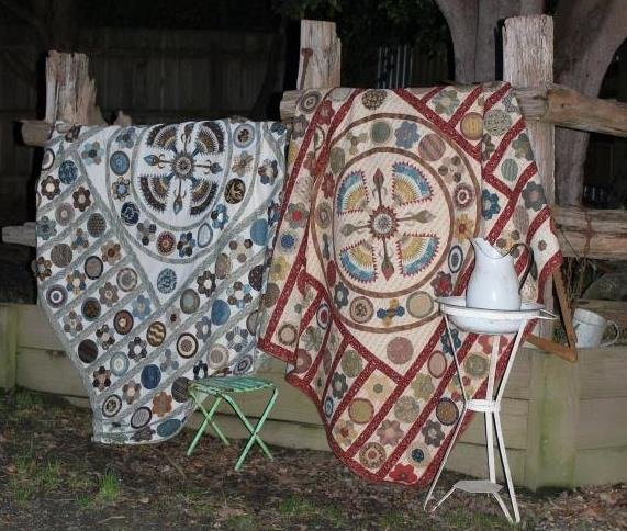 The Unknown Quilt by Max and Louise