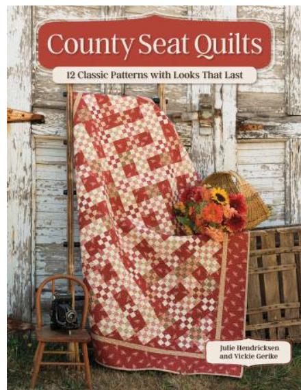 County Seat Quilts by Julie Hendricksen