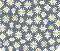 Daisy  Medium Grey