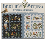 Bertie Spring pattern set