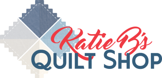 Katie B's Quilt Shop logo Mont Belvieu Houston Baytown TX