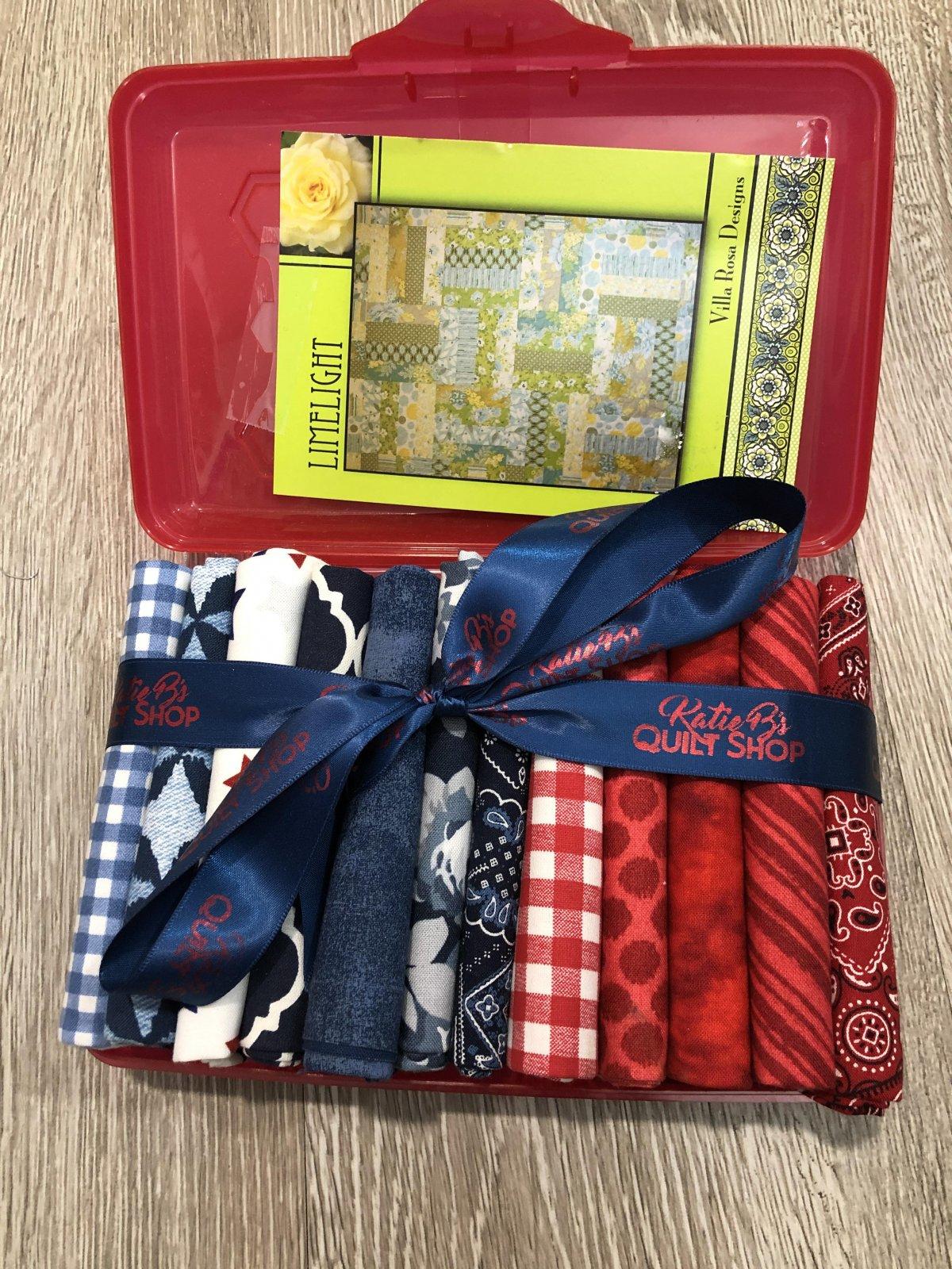 Limelight School Box Kit