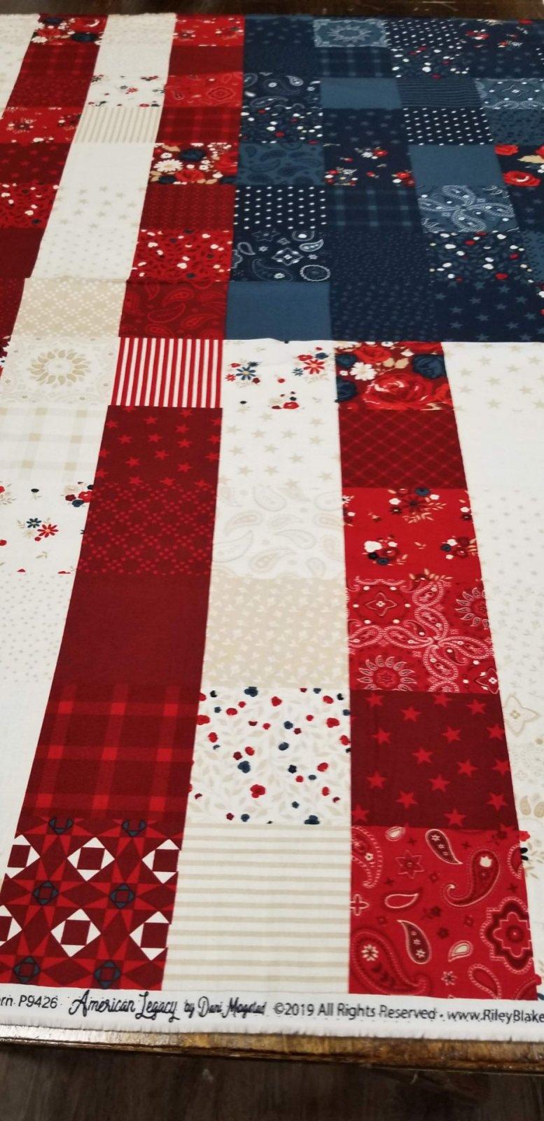 American Flag Kit