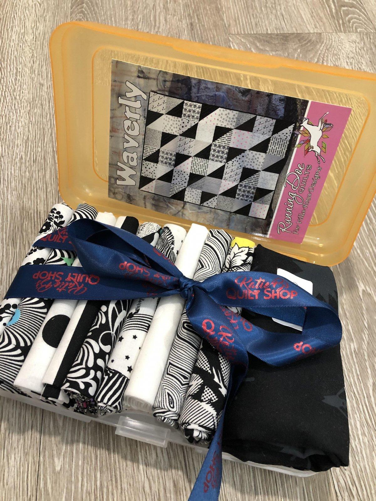 Waverly School Box Kit