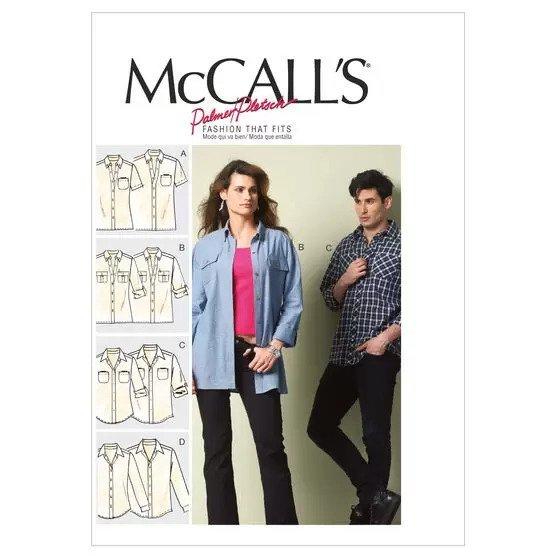 McCalls M6613 XL, XXL, XXXL