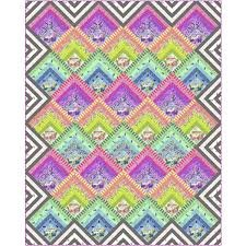 Tula Pink Electric Slide Quilt Kit