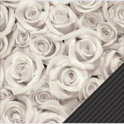 American Crafts Wedding Double-Sided Cardstock 12X12 Large Roses