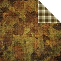 Signature Series Double-Sided Cardstock 12X12 Hunting