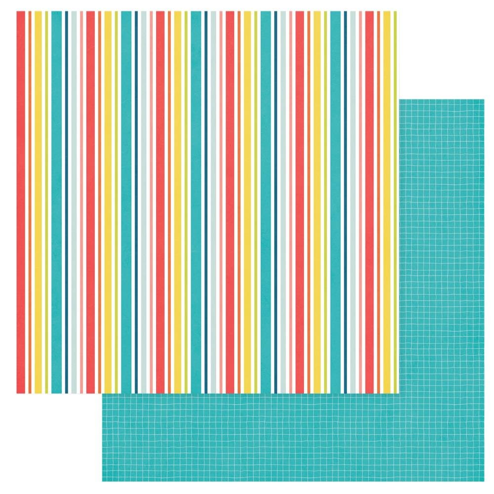 We Can Just Stay Home Double-Sided Cardstock 12X12-Pillow Fight