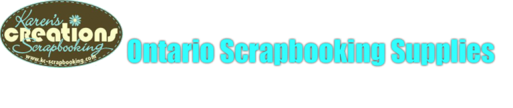 Karen's Creations Scrapbooking Logo