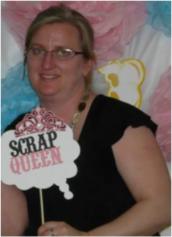 Karen, The Owner and Creator of Karen's Creations Scrapbooking
