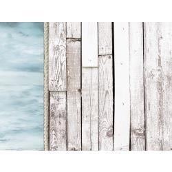 Beach Shack 3 Ring Binder album