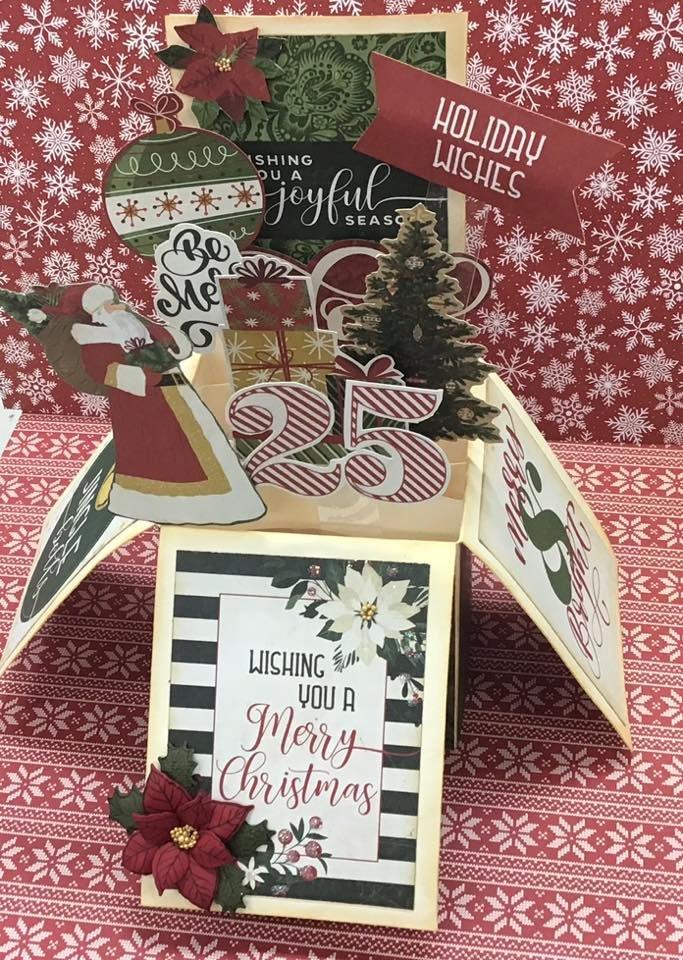 Christmas Card Box 2019
