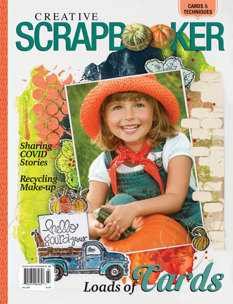 Creative Scrapbooker Fall 2020