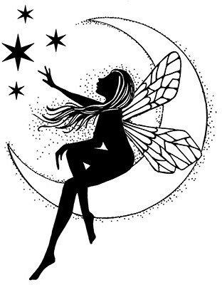 Lavinia stamp Moon Fairy