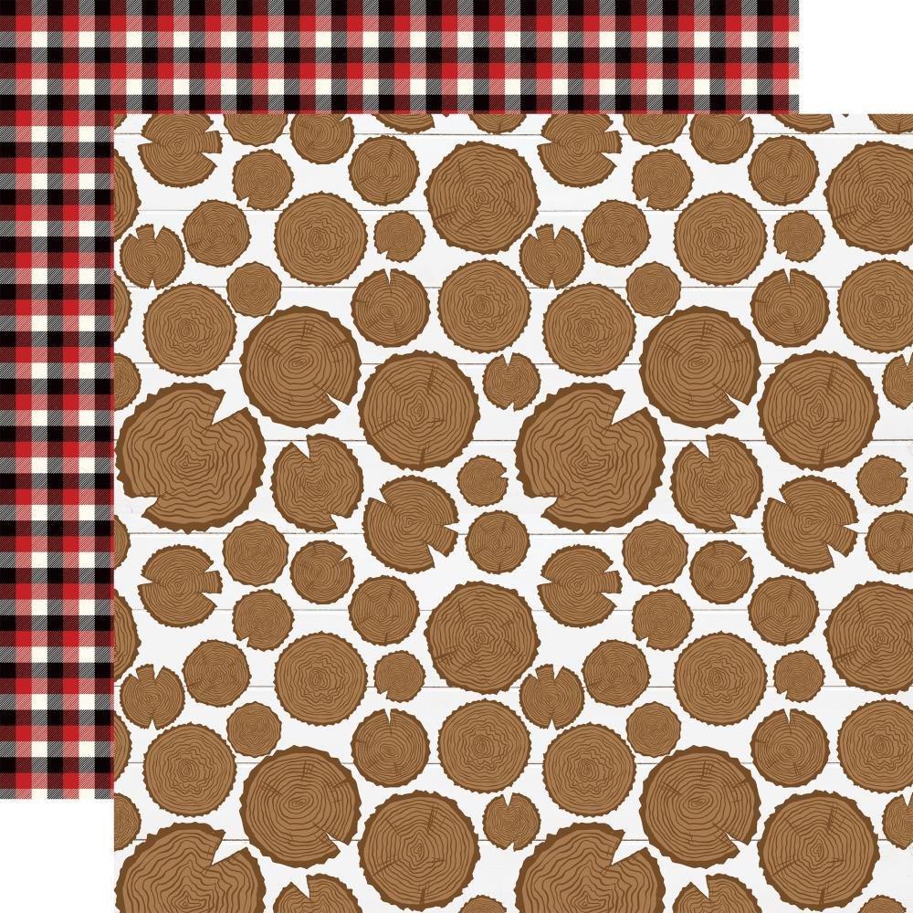 Little Lumberjack Double-Sided Cardstock 12X12-Wild & Free - copy