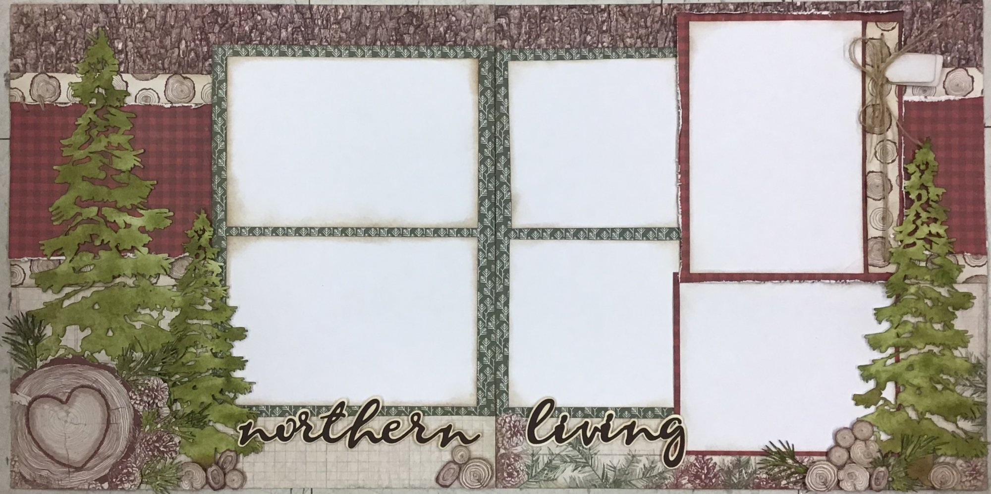 Northern Living 12x12 Layout Kit