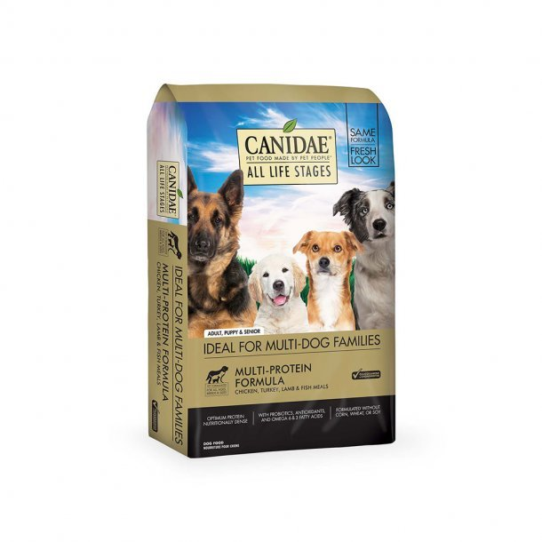 Canidae All Life Stages Dog Food-30 lb