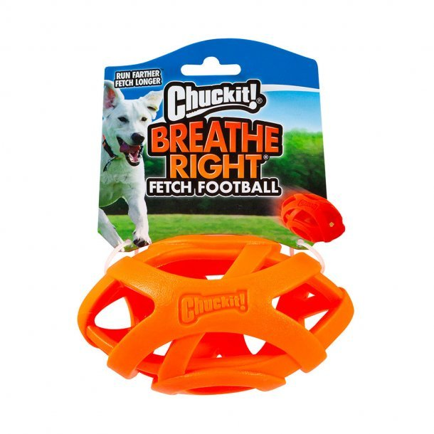 Chuckit! Breathe Right Fetch Football