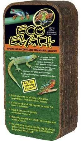 ZooMed EcoEarth-1 Brick