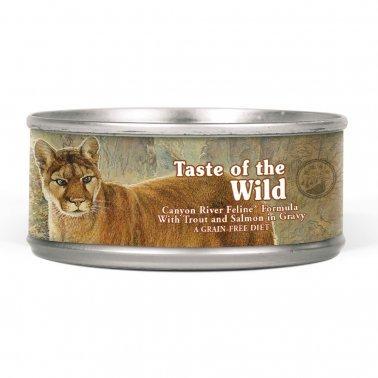 Taste of the Wild Canyon River Feline Formula-5.5 oz