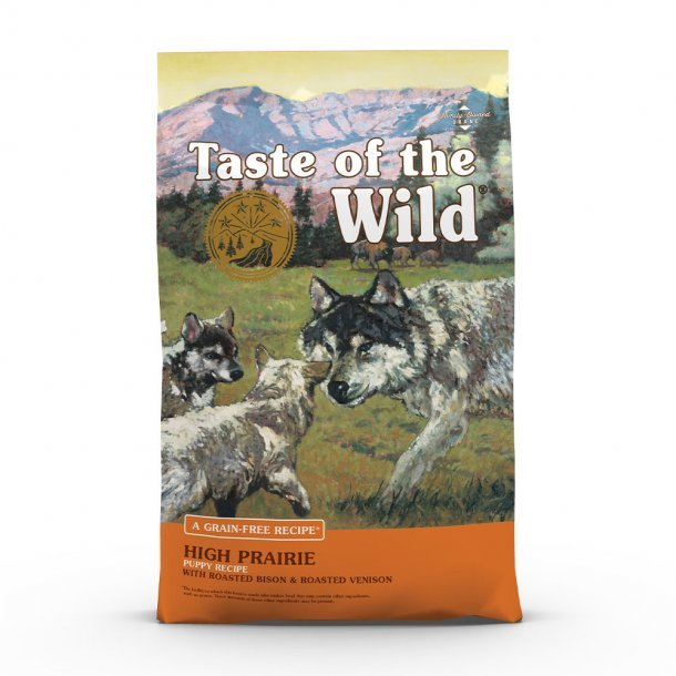 Taste of the Wild High Prairie Puppy-14 lb