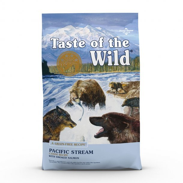 Taste of the Wild Pacific Stream (Dog)-5 lb