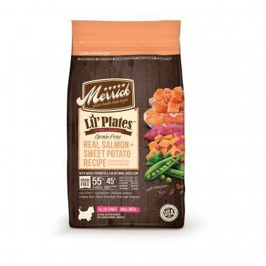 Merrick Grain Free Salmon & Sweet Potato-4 lb