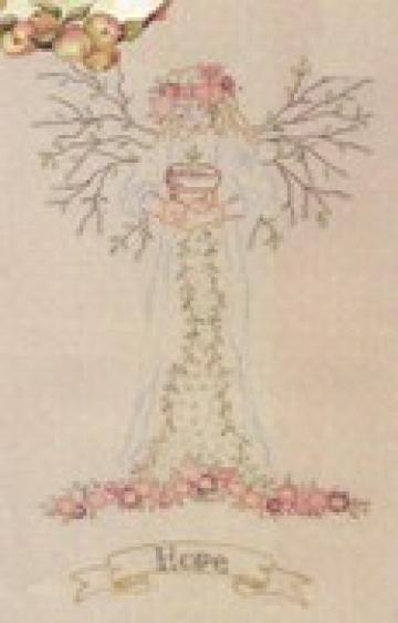 Gardener's Angel – Spring Pattern