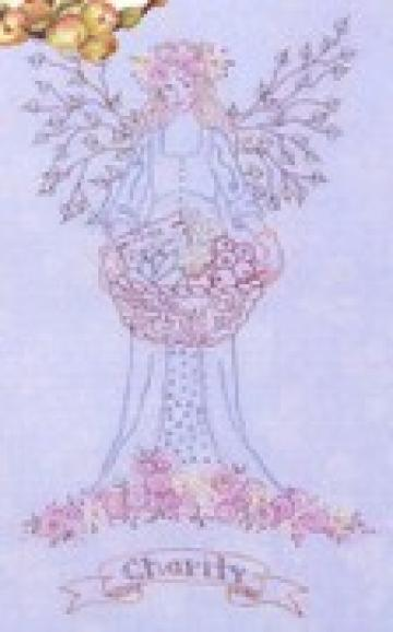 Gardeners Angel - Summer Pattern