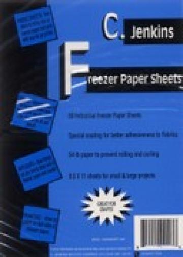 C. Jenkins Freezer Paper