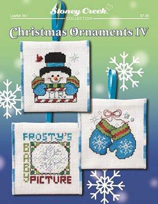 Christmas Ornaments IV