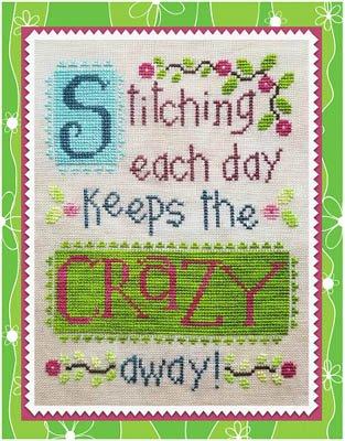 Stitching Each Day