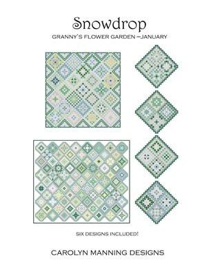 Granny's Flower Garden - Snowdrop