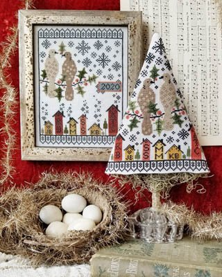 Second Day of Christmas Sampler