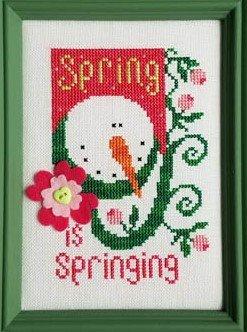 Spring is Springing (kit)