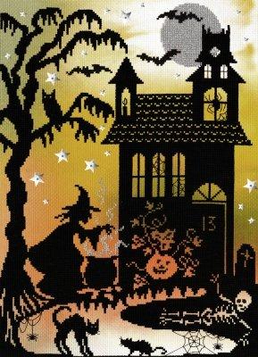 Enchanted:  Pumpkin House