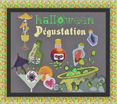 Halloween Degustation