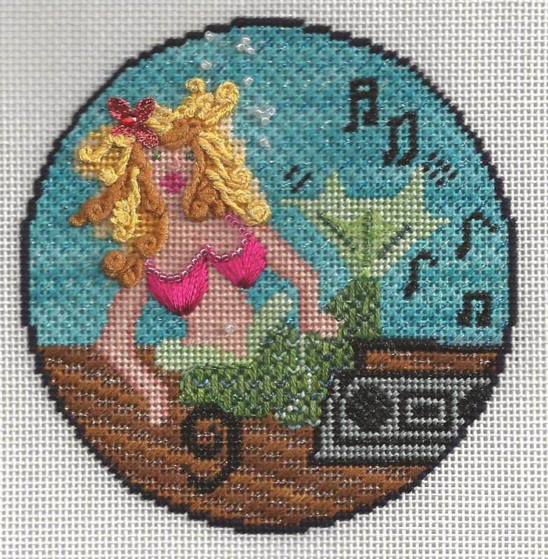 09 - Nine Swinging Mermaids