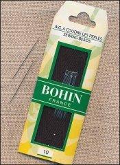 Bohin Beading Needles - size 10