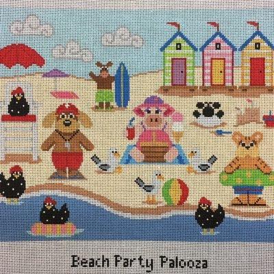 Beach Party Palooza 18 Mesh 8x10