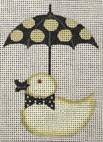 Duck w/ Umbrella