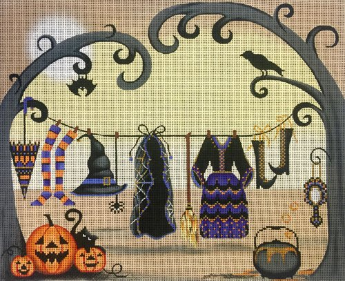 Witche's Clothesline