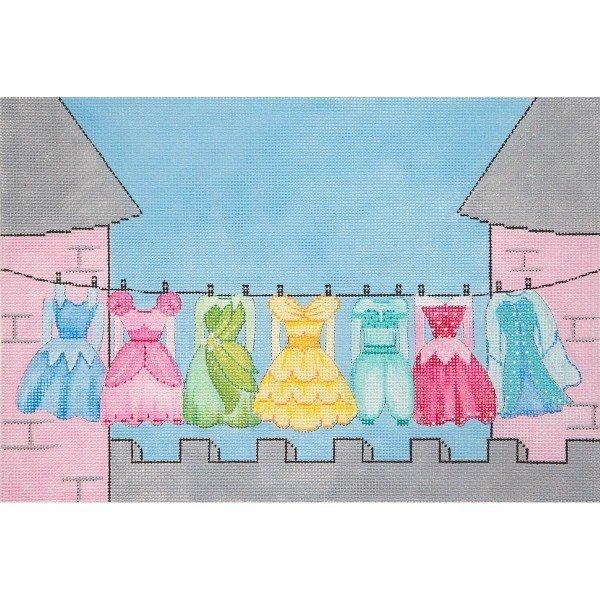 Princess Clothesline