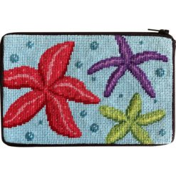 Cosmetic Case/Purse - Starfish
