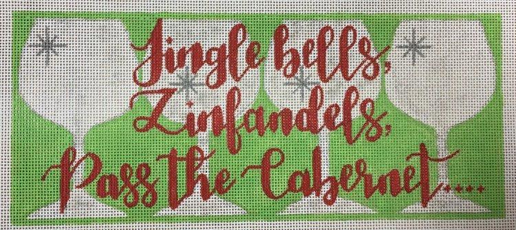 Jingle Bells, Zinfandels, Pass the Cabernet...