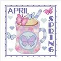 A Year of Mugs - April
