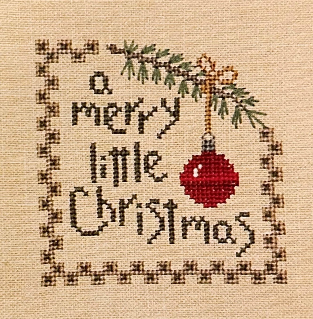 CLASSIC: A Merry Little Christmas