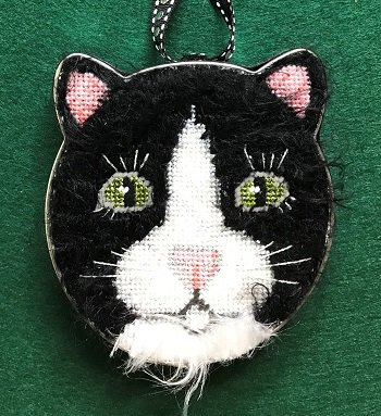 Cookie Cutter - Black Kitty