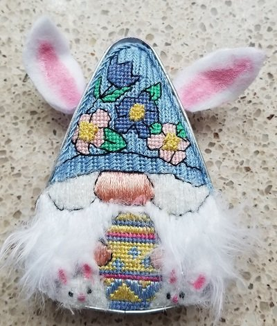 Cookie Cutter - Gnome Bunny